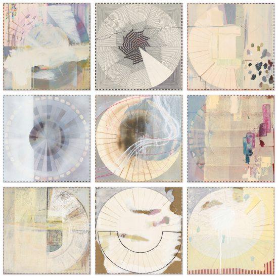 Ellen Heck - Carolina Color Wheels: Drift